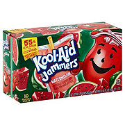 Kool-Aid Jammers Watermelon Flavored Drink 6 oz Pouches