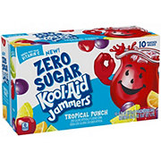 Kool-Aid Jammers Zero Sugar Tropical Punch Flavored Drink