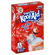 Kool-Aid On the Go! Zero Cherry Drink Mix