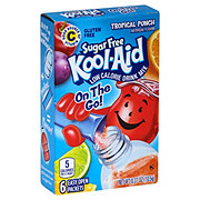 Kool-Aid On the Go! Zero Tropical Punch Drink Mix