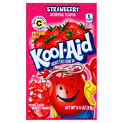 Kool-Aid Strawberry Unsweetened Soft Drink Mix