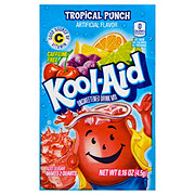 Kool-Aid Tropical Punch Unsweetened Soft Drink Mix