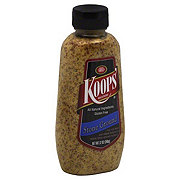 Koops Stone Ground Mustard