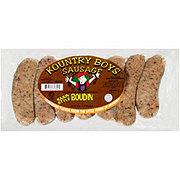 Kountry Boys Sausage Kajun Style Boudin