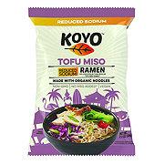 Koyo Reduced Sodium Tofu Miso Ramen