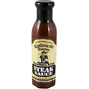 Kozlowski Farms Sonoma County Classics California Steak Sauce