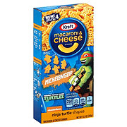 Kraft Cartoon Shapes Macaroni and Cheese Dinner