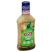 Kraft Citrusy & Lively Zesty Lime Vinaigrette