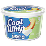 Kraft Cool Whip Fat Free Whipped Topping
