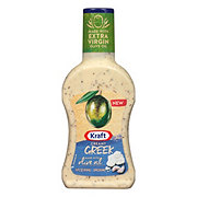Kraft Creamy Greek Made With Olive Oil