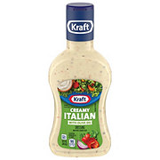 Kraft Creamy Italian Made with Olive Oil Dressing
