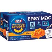 Kraft Easy Mac Original Macaroni & Cheese Dinner