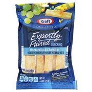 Kraft Expertly Paired Mozzarella & Cheddar Sticks