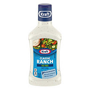 Kraft Fat Free Classic Ranch Dressing