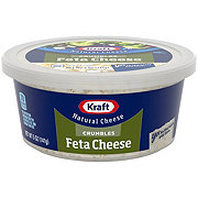 Kraft Feta Cheese Crumbles