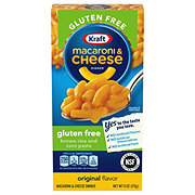 Kraft Gluten Free Macaroni & Cheese - Shop Pantry Meals at ...