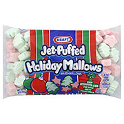 Kraft Jet-Puffed Holiday Mallows Vanilla Marshmallows