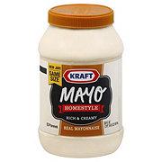 Kraft Mayo Homestyle Real Mayonnaise
