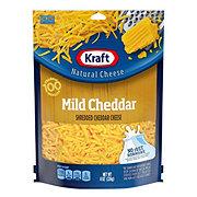 Kraft Mild Cheddar Cheese, Shredded