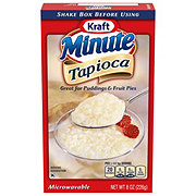 Kraft Minute Tapioca Pudding Mix