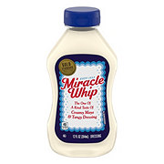 Kraft Miracle Whip Original Dressing Squeeze Bottle