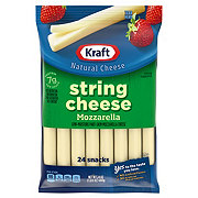 Kraft Mozzarella String Cheese