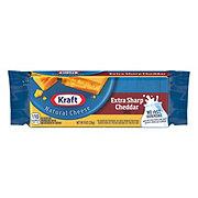 Kraft Natural Extra Sharp Cheddar Cheese