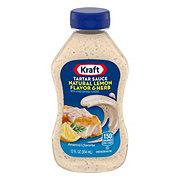 Kraft Natural Lemon Flavor & Herb Tartar Sauce