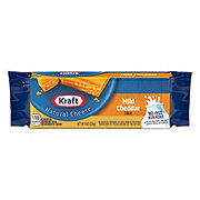 Kraft Natural Mild Cheddar Cheese