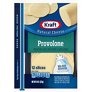 Kraft Natural Provolone Cheese