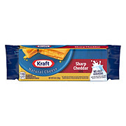 Kraft Natural Sharp Cheddar Cheese