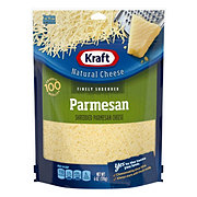 Kraft Natural Shredded Parmesan Cheese