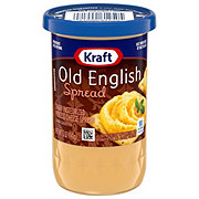 Kraft Old English Spread Sharp Pasteurized Process Cheese