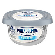 Kraft Philadelphia 1/3 Less Fat Cream Cheese