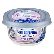 Kraft Philadelphia Blueberry Cream Cheese