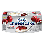 Kraft Philadelphia Cherry Cheesecake Cups