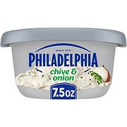 Kraft Philadelphia Chive & Onion Cream Cheese