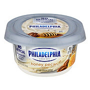 Kraft Philadelphia Honey Pecan Cream Cheese