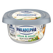 Kraft Philadelphia Soft Onion Cream Cheese