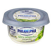 Kraft Philadelphia Spicy Jalapeno Cream Cheese