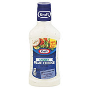 Kraft Rich & Creamy Chunky Blue Cheese Dressing