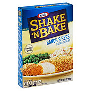 Kraft Shake 'N Bake Ranch & Herb Seasoned Coating Mix