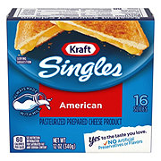 Kraft Singles American Cheese Product