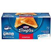 Kraft Singles Pasteurized Prepared American Cheese