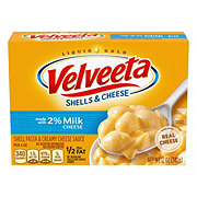 Kraft Velveeta 2% Milk Cheese Shells and Cheese