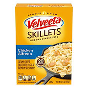 Kraft Velveeta Cheesy Skillets Chicken Alfredo Dinner Kit