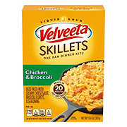 Kraft Velveeta Cheesy Skillets Chicken and Broccoli Dinner Kit
