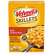 Kraft Velveeta Cheesy Skillets Chili Cheese Mac