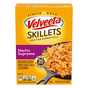 Kraft Velveeta Cheesy Skillets Nacho Supreme Dinner Kit