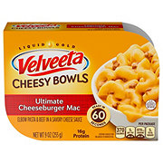 Kraft Velveeta Cheesy Skillets Singles Ultimate Cheeseburger Mac